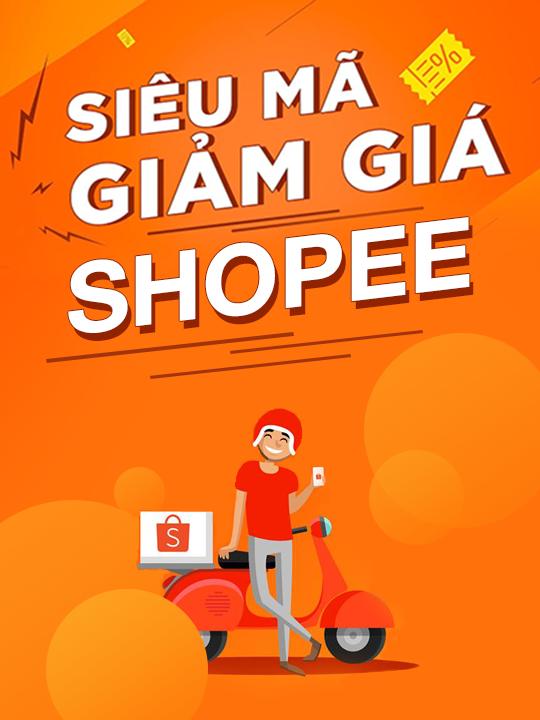 Shopee tổng hợp mã giảm giá tại Shopee
