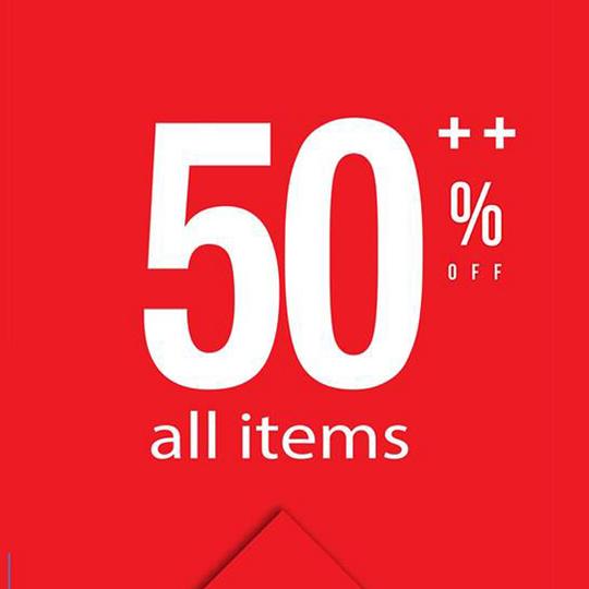 Sohee Fashion  ưu đãi 50% toàn bộ sản phẩm