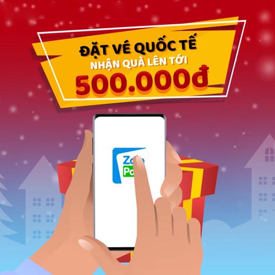 Vietjet Air khuyến mã quà tặng đến 500k khi mua vé bay
