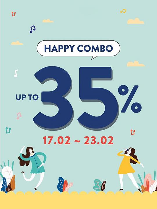 SkinFood Vietnam giảm đến 35% toàn bộ sản phẩm