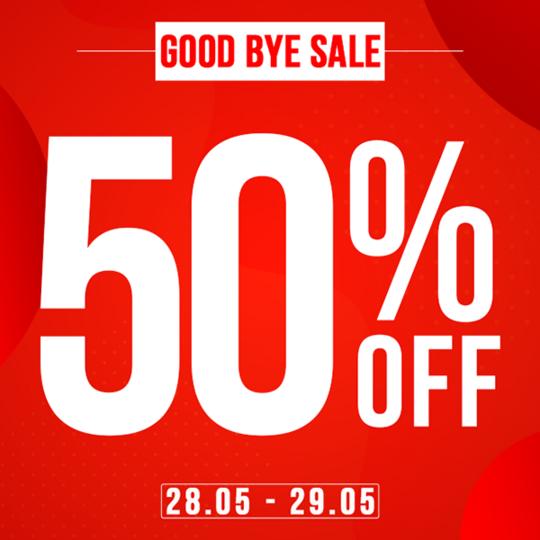 Gavani giảm 50% khi mua online