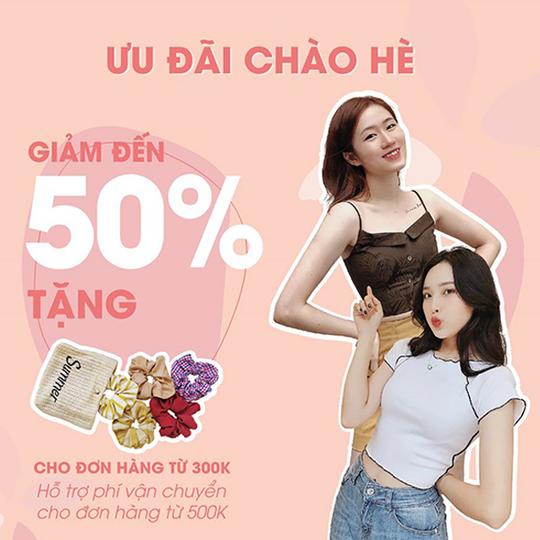 GAGO khuyến mãi đến 50% tất cả sản phẩm