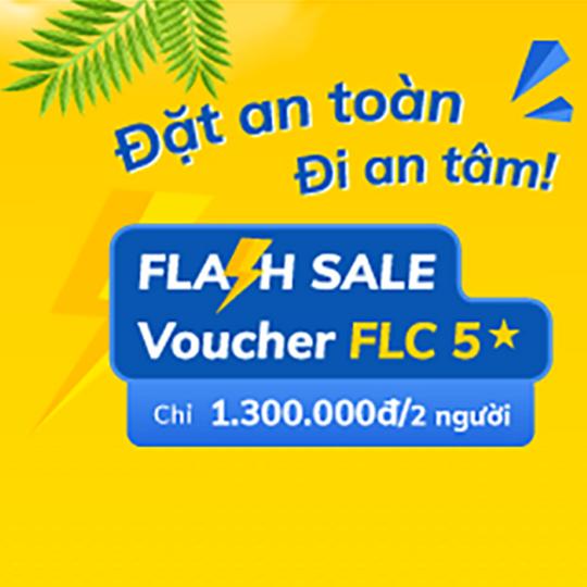 Vntrip voucher FLC chỉ từ 1.300k/2 người