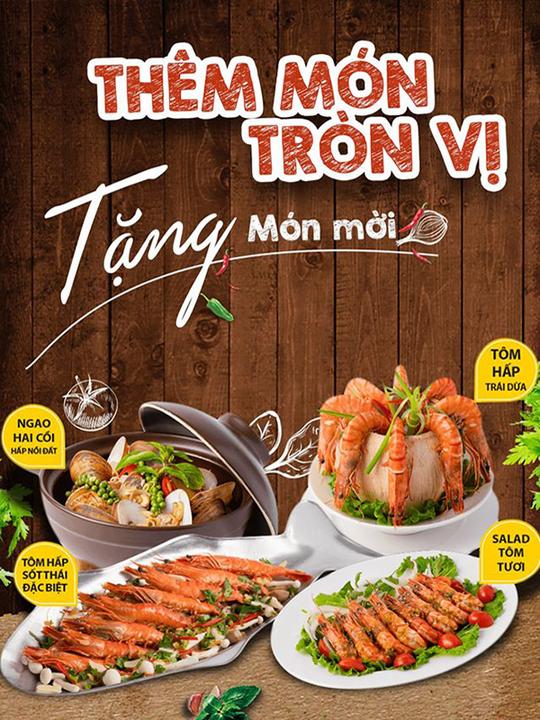 ThaiExpress tặng món ăn với hóa đơn từ 500k