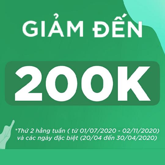 Tiki giảm đến 200k chủ thẻ VP Bank vào thứ 2
