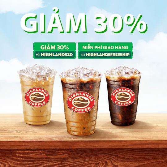 GrabFood khuyến mãi 30% trên tổng đơn hàng