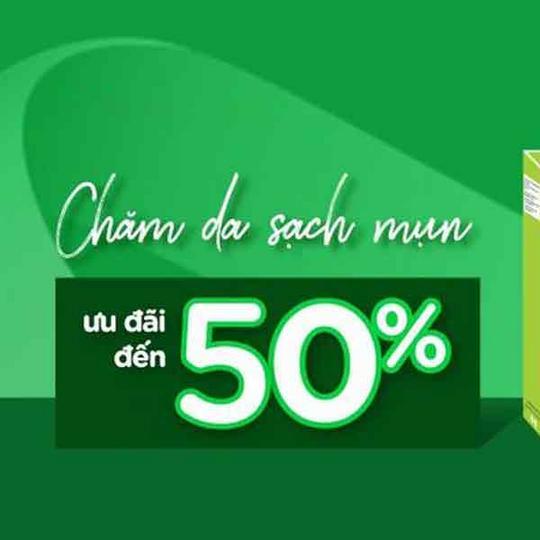 Watsons khuyến mãi đến 50% thương hiệu SVR