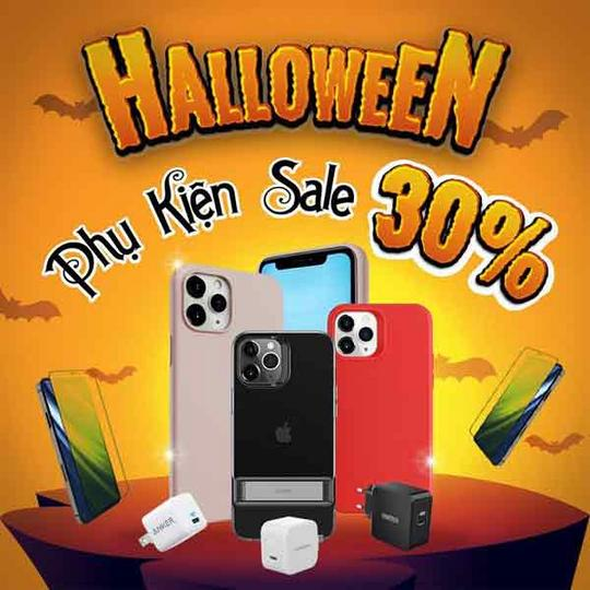 Hnam Mobile giảm 30% phụ kiện khi mua online