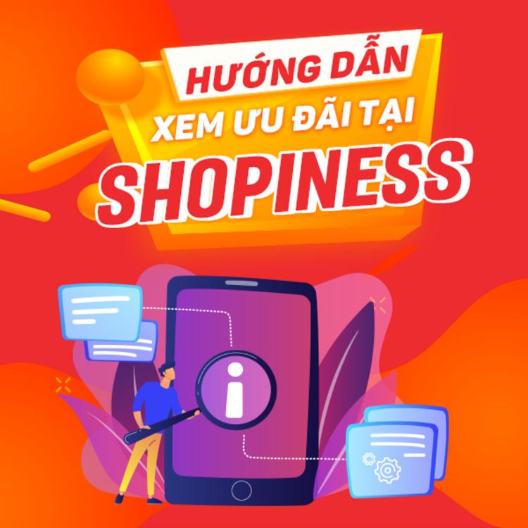 Shopiness mẹo không bỏ lỡ ưu đãi từ Shopiness
