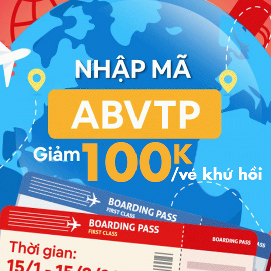Viettel Pay giảm 100k khi đặt vé máy bay