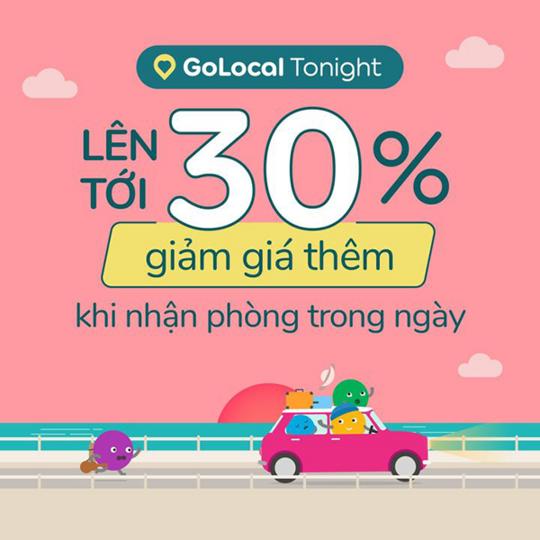 Agoda khuyến mãi tới 30% giá phòng