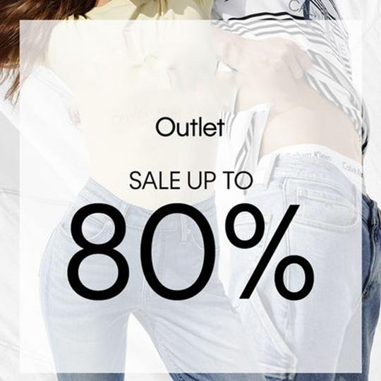 Calvin Klein khuyến mãi 80% tại Website ACFC Outlet